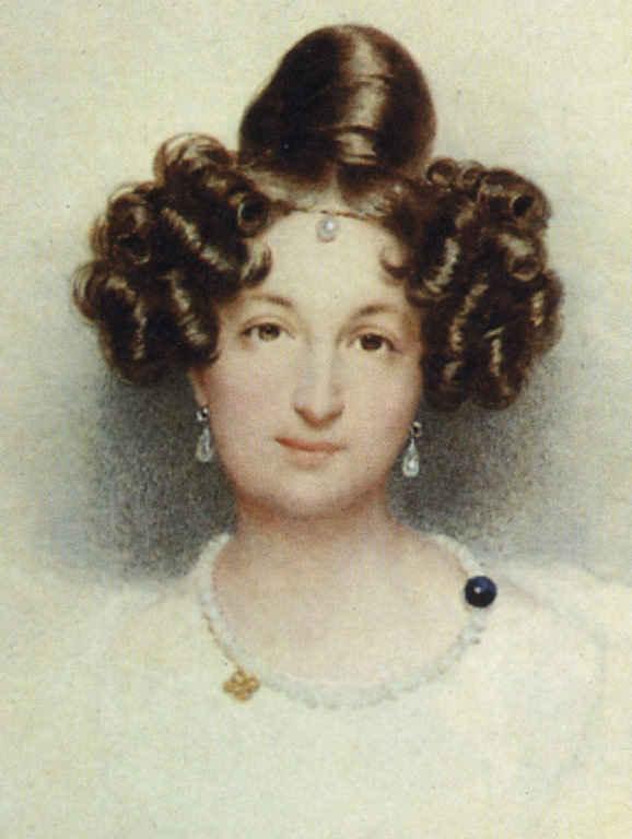 Воронцова елизавета ксаверьевна (графиня)